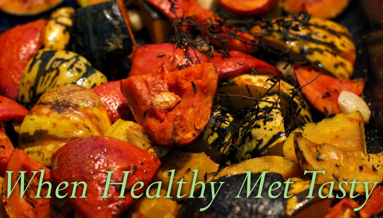 When Healthy Met Tasty